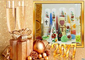 Sikerekben gazdag Boldog új évet kíván a Gyertyaműves csapata!